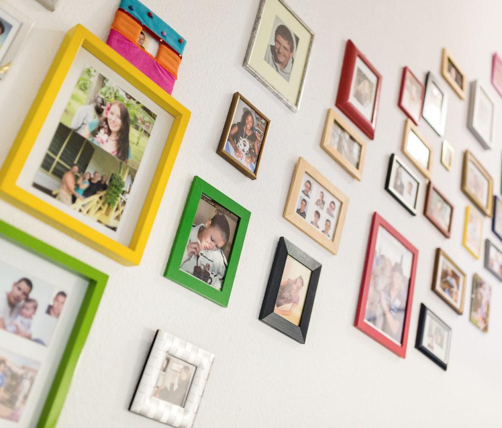 Fotowand Flex Fernschule