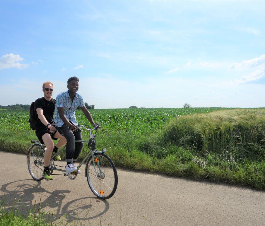 Patenprojekt Fahrradbild